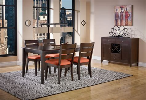 canadel gourmet custom dining customizable rectangular