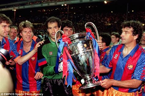 barcelona s 50 greatest chions league goals 1992 2011 barcelona s 50 greatest players sportsmail names the