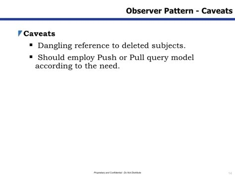 observer pattern stock market design patterns