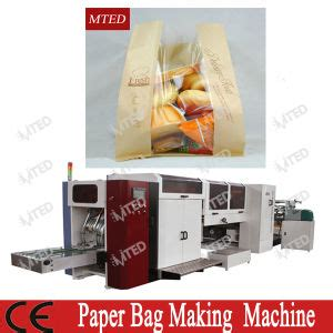 Paper Bag Machine Cost - china paper bag machine price china paper bag
