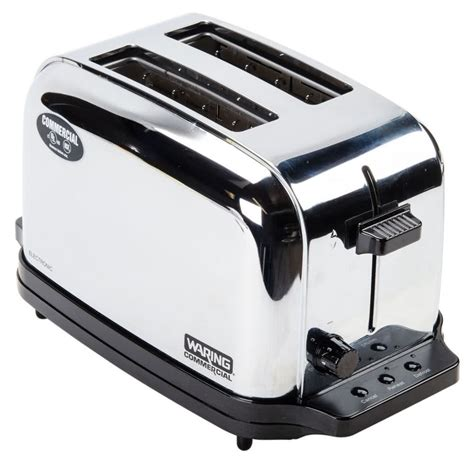 Commerical Toaster waring wct702 2 slice commercial toaster nsf