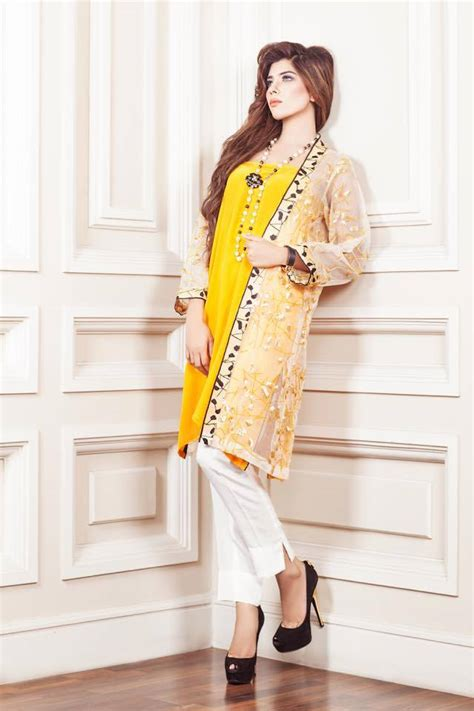 design clothes in pakistan 2015 women eid kurta design 2016 latest collection