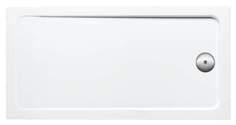 Parts Of A Floor Plan kohler flight rectangular shower tray anti slip