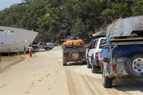 Moreton Island North West Camping Zone ? Brisbane Kids