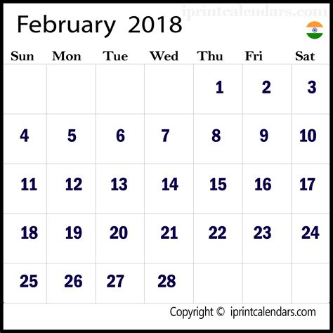 new year 2018 february new year 2018 calendar india 28 images happy new year