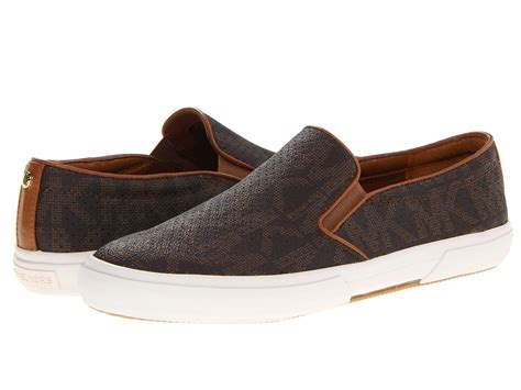 micheal kors shoes michael michael kors boerum slip on shipped free at zappos
