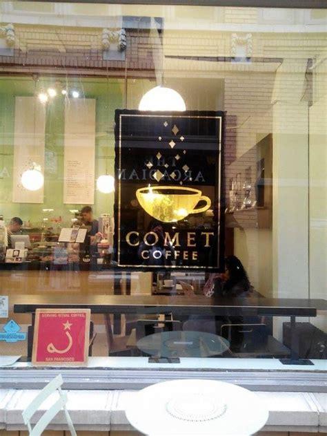 Comet Coffee, ? ??   ???? ??   ???????