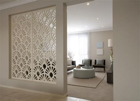 Bathroom Partition Ideas by Interior Partitions Room Zoning Design Ideas
