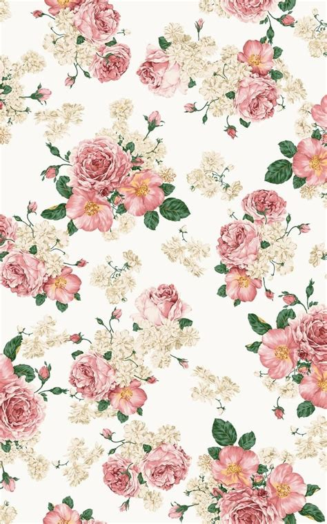 floral pattern on pinterest printable flower wallpaper yspages com