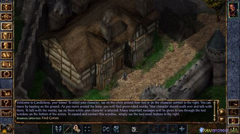 baldur s gate android baldur s gate enhanced edition скачать для android