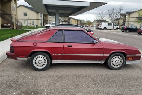 1987 dodge shelby charger not a dodge 1985 shelby charger for 1 500