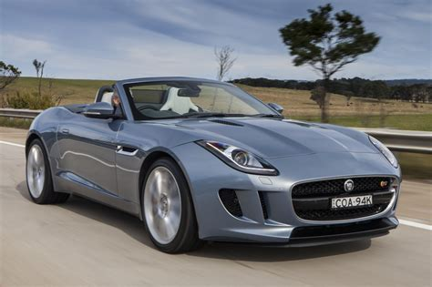 jaguar cars f jaguar f type review caradvice