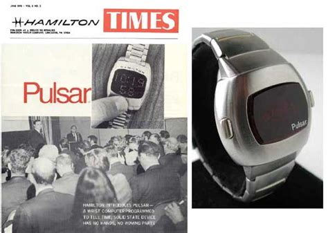 a history of digital clocks and watches by onlineclock