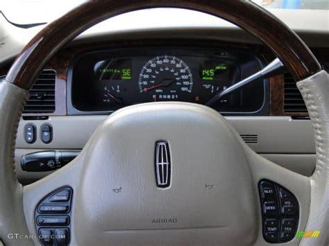 lincoln town car steering wheel 2001 lincoln town car signature steering wheel photos