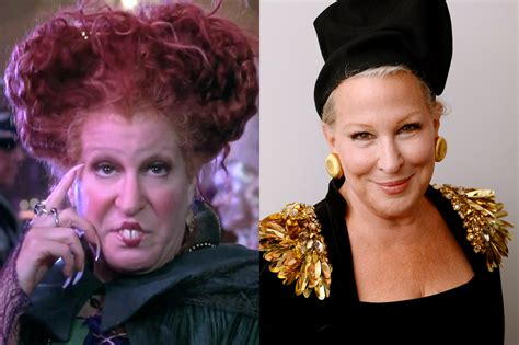 bette midler hocus pocus 2 see the cast of hocus pocus 22 years later
