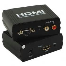 Saintholly Vga Splitter kabel hdmi ke micro hdmi od5 5mm gold plated 4k 3m black jakartanotebook