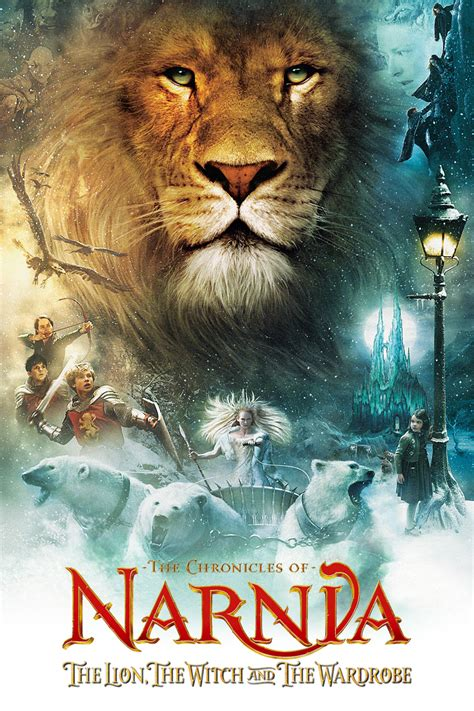 film lion the witch and wardrobe chronicles of narnia cover whiz