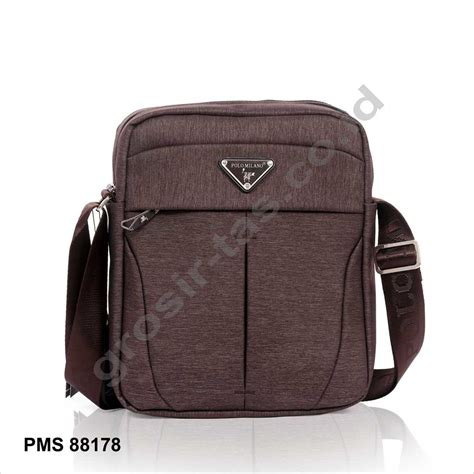 tutorial tas pinggang selempang sling bag polo tas selempang import murah