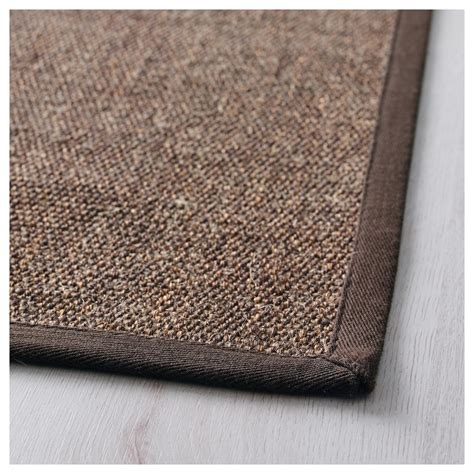 ikea brown rug osted rug flatwoven brown 160x230 cm ikea