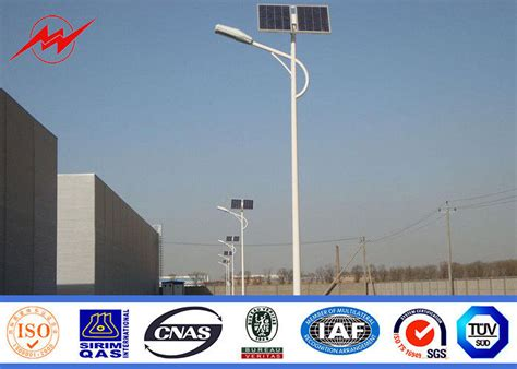 residential outdoor light poles energy saving 10m residential outdoor light poles single
