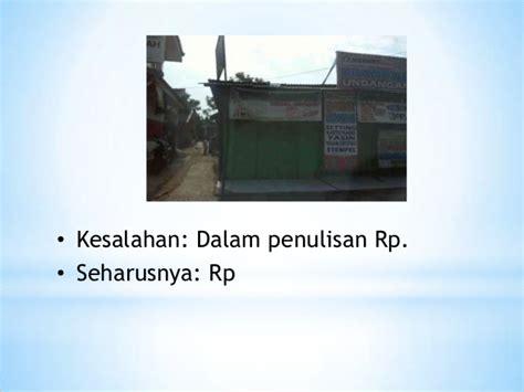 pengulangan tesis adalah kesalahan indonesia