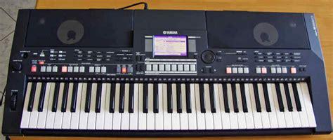 Keyboard Yamaha Psr S550 Bekas elad 243 gs fanatic