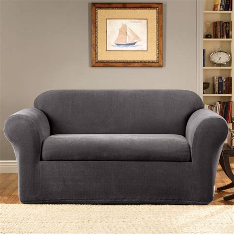 2 piece loveseat slipcover loveseat slipcovers 2 piece home furniture design
