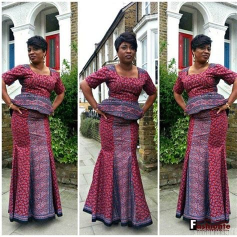 latest ankara and lace in lagos 50 latest nigerian lace skirt and blouse ankara styles