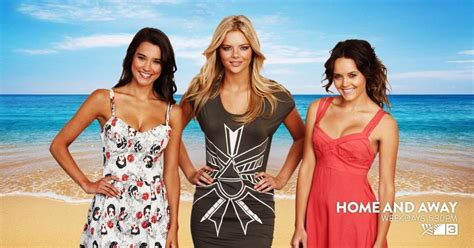 home and away cast list of all home and away actors and