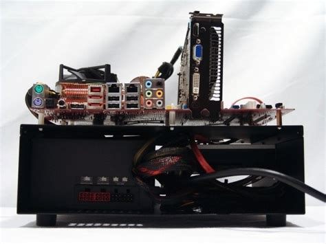 coolermaster test bench cooler master test bench v1 0 open air chassis review