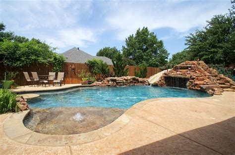beautiful backyard oasis pools way to enjoy your