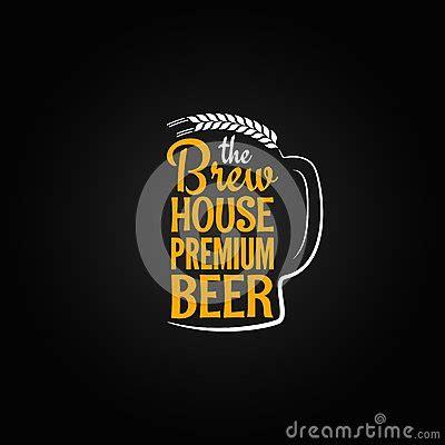 beer house design beer bottle glass house design menu background royalty free stock images image 37059739