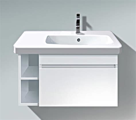 Bowl Vanity Units by Duravit Durastyle 730mm Vanity Unit With Bowl On Right