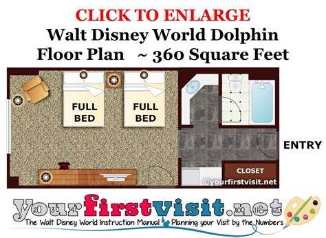 Disney World Floor Plans - other hotels in disney world yourfirstvisit net