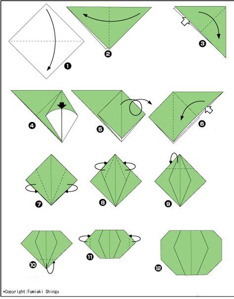 Origami Vedio - origami paper pumpkin scheme and