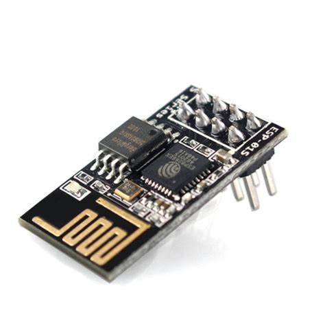 Cnc Esp8266 Esp 01e Upgraded Wifi Wireless Transceiver Module esp 01s esp8266 wifi serial transceiver module with 1mb flash maker store
