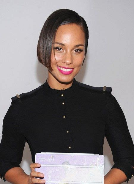 who cuts alicia floricks hair alicia keys hairstyles google search hair pinterest