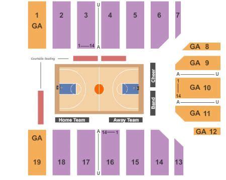 san jose event center map san jose state event center tickets and san