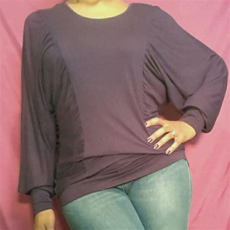 plum colored shirts 67 dots dresses skirts plum colored batwing dress