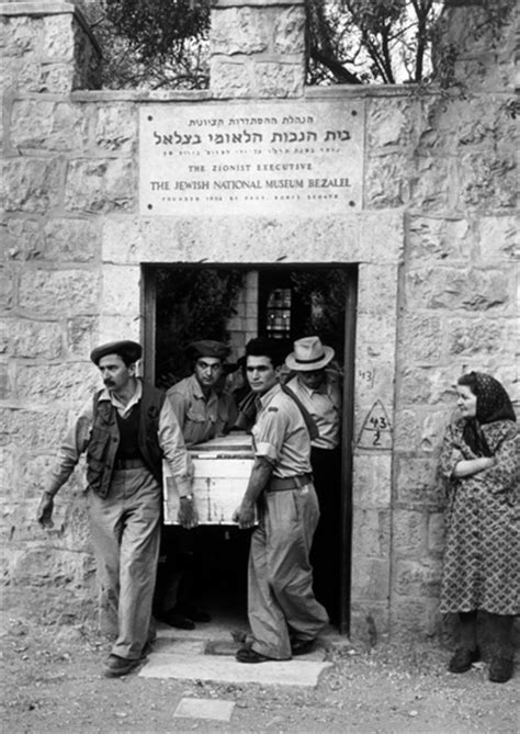 Robert Capa's Road to Jerusalem - Jewish Review of Books