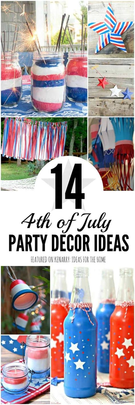 4th of july backyard party ideas 4th of july party 14 ideas to decorate your backyard