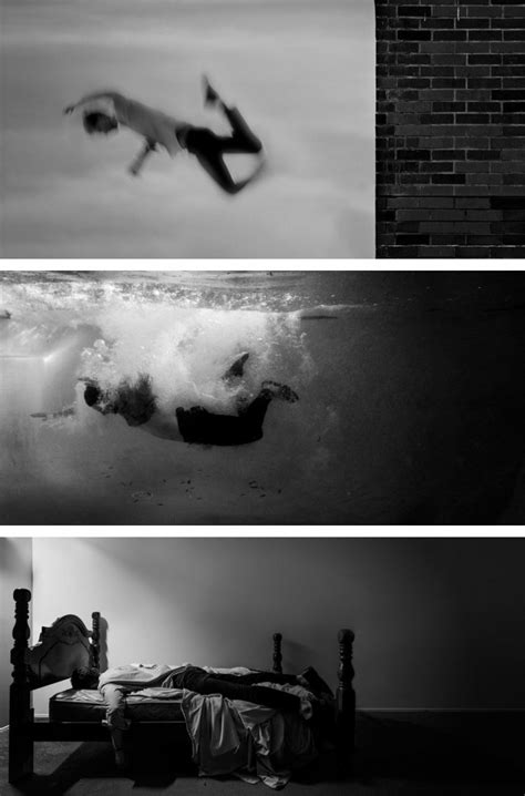 Photographer Documents His Own Depression In A Series of