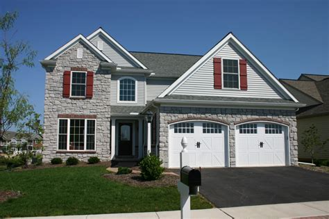 glen single family new construction homes in