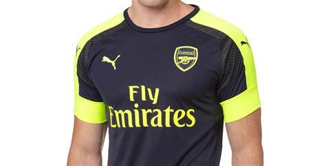 arsenal away kit 2016 17 arsenal 16 17 third kit released footy headlines