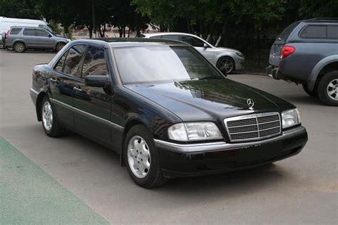 1996 mercedes c class 1996 mercedes c class pictures 1 8l gasoline fr