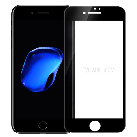 Zilla 3d Screen Cover Tempered Glass For Iphone 7 Plus 1 nillkin 3d cp max for iphone 7 plus size anti burst tempered glass screen protector