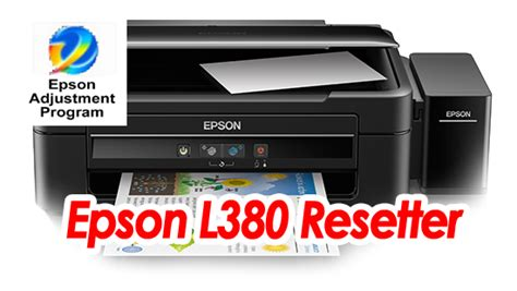 resetter for epson l380 waste ink pad counters reset epson cannon 100 working