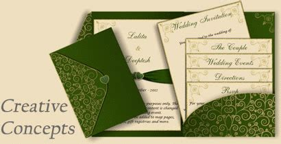 Wedding Card Design Company by Eloquent Touch Media Invitation Cards Printing Company