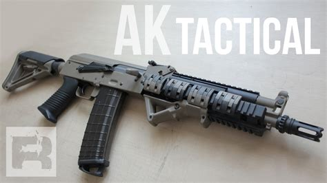 ak  tactical magpul beta project youtube