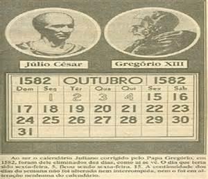 Erro No Calendã Gregoriano El Calendario Juliano Es El Antecesor Calendario